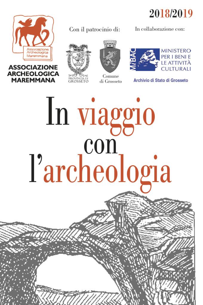 In viaggio con l'archeologia 2018-2019